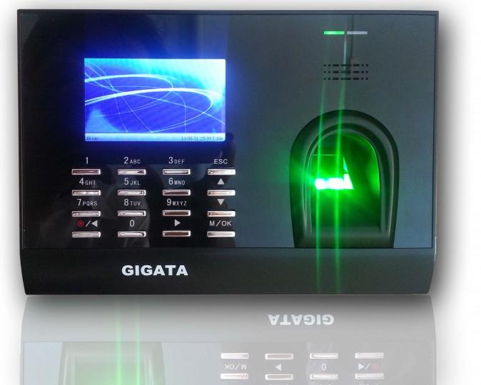Máy chấm công Vân Tay kiểm soát cửa GIGATA 879A